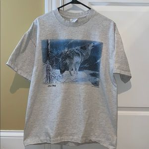 Vintage Lone Wolf T-Shirt